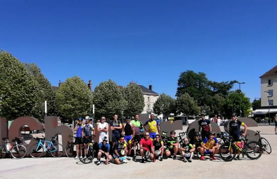 Dernières sorties Vélos Club