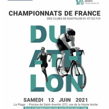 Le grand prix de Duathlon de Saint-Avertin