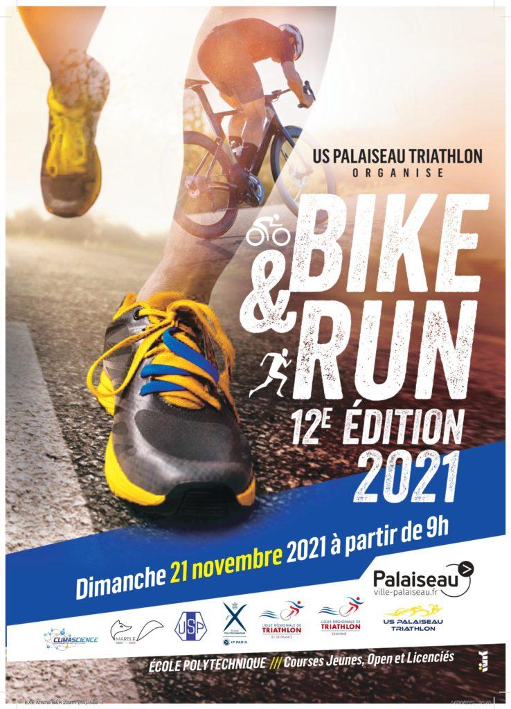 Bike&Run Palaiseau 2021